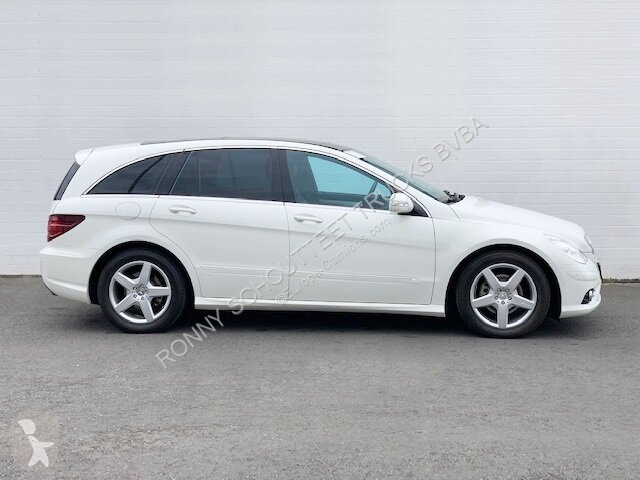 Voir les photos Véhicule utilitaire Mercedes R 500 4-MATIC R500 4-MATIC, mehrfach VORHANDEN!