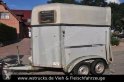 Böckmann Holz Poly 2 Pferde trailer