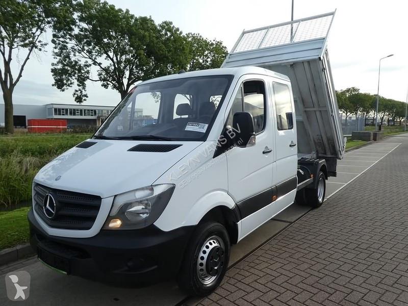 View images Mercedes 513 CDI dubbel cabine airco van
