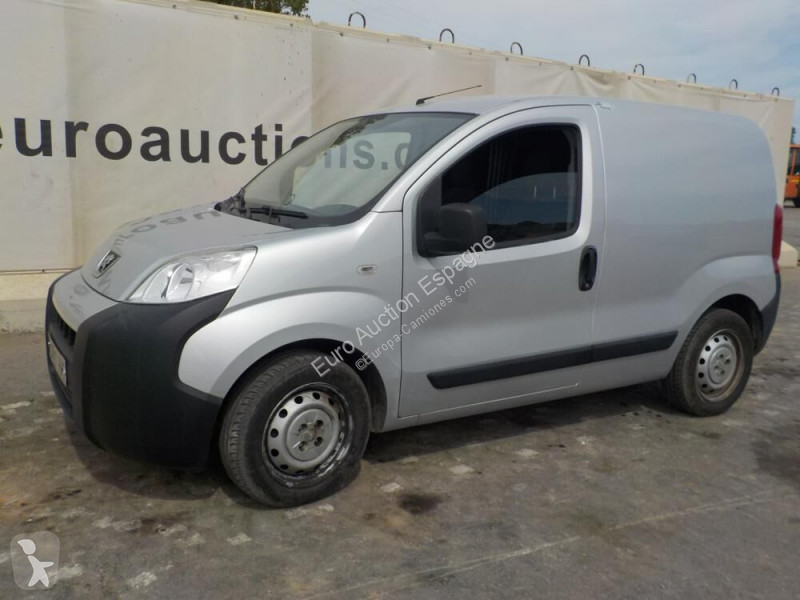 Ver las fotos Furgoneta Peugeot Bipper