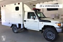 Voir les photos Véhicule utilitaire Toyota VDJ 79L SC TD4.5 V8 VDJ 79L SC TD4.5 V8 Ambulance