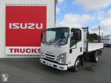 Isuzu three-way side tipper van