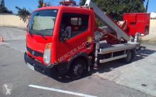 Nissan platform commercial vehicle