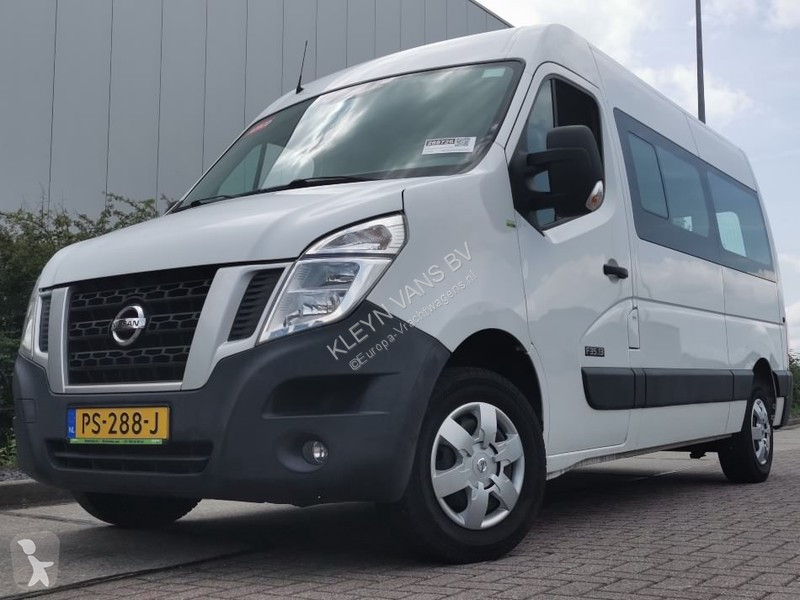 Vedere le foto Pullman Nissan nv 400 2.3 DCI l2h2 9 persoons 125