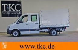 Mercedes Sprinter 313 CDI Doka Pritsche Plan Klima#79T364
