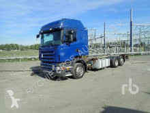 cabine chassis Scania