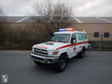 Toyota Land Cruiser Ambulance, VDJ 78, 4.2L
