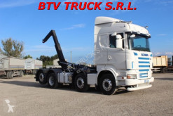 camion Scania R 420 MOTRICE SCARRABILE 4 ASSI STRADALE IN ADR