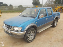 Isuzu 4WD Crew Cab Pick Up c/w A/C (PLUS VAT)