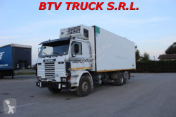 camion Scania 112 H 354 CV MOTRICE ISOTERMICA 3 ASSI