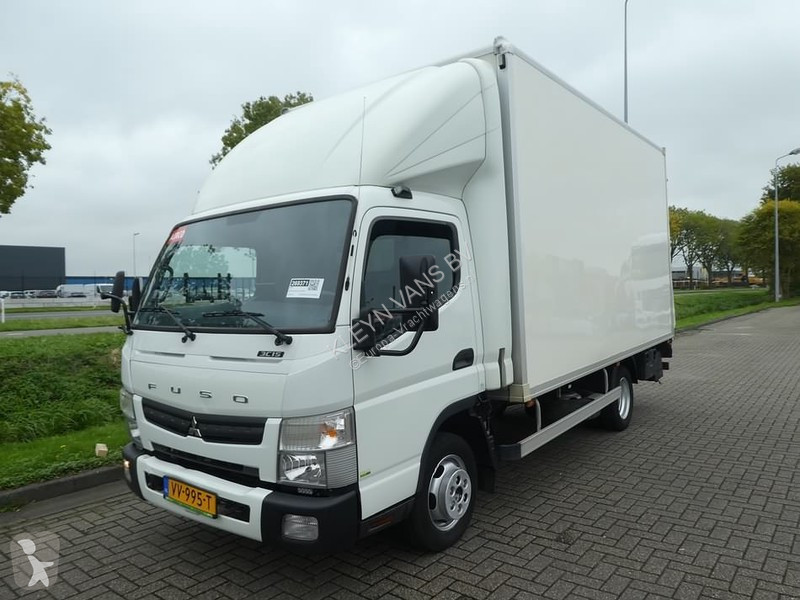 View images Mitsubishi 3c15 trekhaak 3500 k van