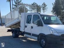 used two-way side tipper van