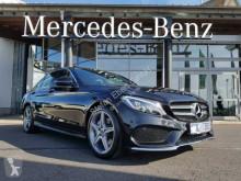 Mercedes C 180 9G+AMG+NAVI+LED+SPUR+TOTW+AHK+ SPIEGEL+AMB