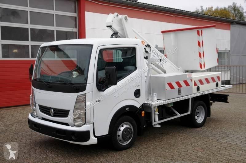 Voir les photos Véhicule utilitaire Renault Maxity 110.35