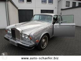 coche descapotable Rolls-Royce