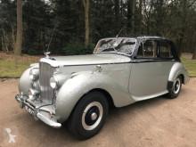 Bentley MK VI MK VI, einer der letzt gebauten