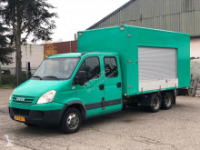 Iveco 40C18DT EURO 4 CLICKSTAR - DOUBLE CABIN - NL BE COMBI - TOP!