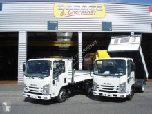 new three-way side tipper van