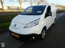 Nissan nv 200 electric business, a