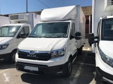 MAN large volume box van