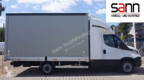 Iveco DAILY 35S18 Schiebeplane+BACKSLEEPER 180PS 10 EP