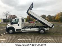 furgoneta volquete Peugeot