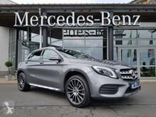 samochód 4x4 Mercedes
