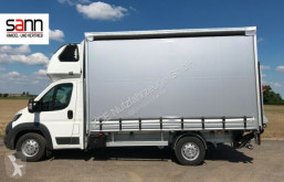 new curtainside van