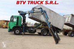 camion Volvo FM 12 420 RIBALTABILE POSTERIORE GRU