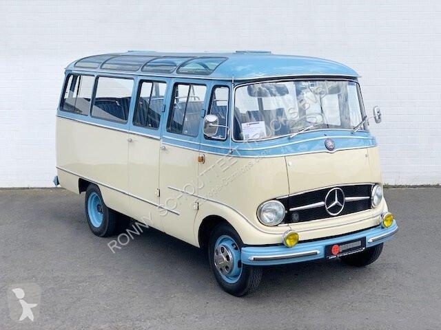 Voir les photos Autobus Mercedes O 319 Omnibus O 319 Omnibus