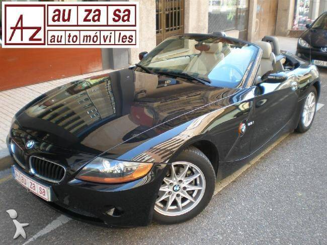 voiture cabriolet occasion bmw z4 annonce n 462255. Black Bedroom Furniture Sets. Home Design Ideas
