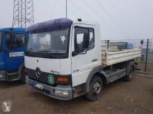 furgoneta volquete estándar usado