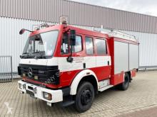 ciężarówka wóz strażacki używany