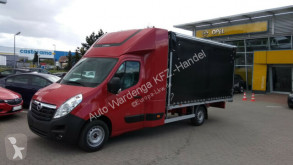 Opel Movano 170 8PAL Back Sleeper