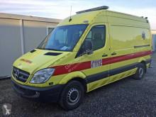 ambulância Mercedes