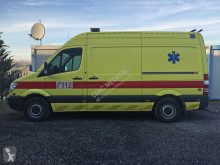 Mercedes 316 CDI AMBULANCE (Belgium registrationpapers)