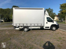 Peugeot Boxer 163PS -Pritsche Plane Ladebordwand (LBW)