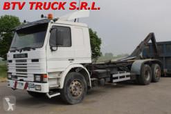 camion Scania 82 M MOTRICE SCARRABILE CON GANCIO ITALEV