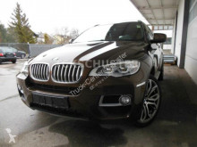 BMW Baureihe X6 xDrive40d Leder braun AHK3,5t
