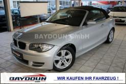 BMW 120i Cabrio/Leder/SitzHz./8xALu/Gep