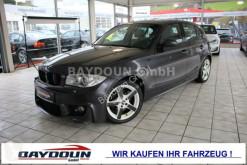 coche descapotable BMW