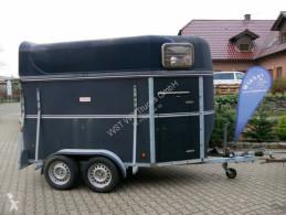 Schmidt Vollpoly 2 Pferde mit Sattelkammer van