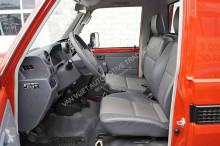 Voir les photos Véhicule utilitaire Toyota SINGLE CAB FIRE TRUCK