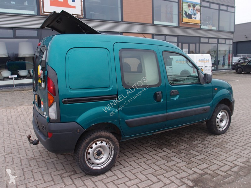 used renault kangoo cargo van express 1 9 dci 4x4 awd grand confort 4x4 4x4 n 2127070. Black Bedroom Furniture Sets. Home Design Ideas