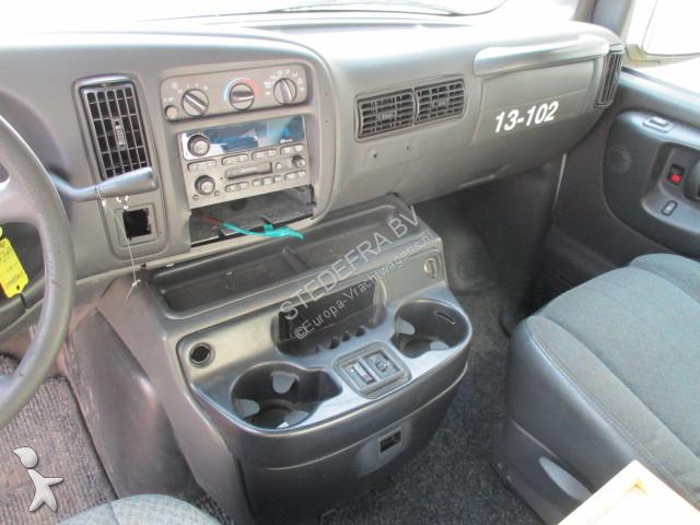 Ambulance Chevrolet Chevy Van AMBULANCE Gazoil occasion