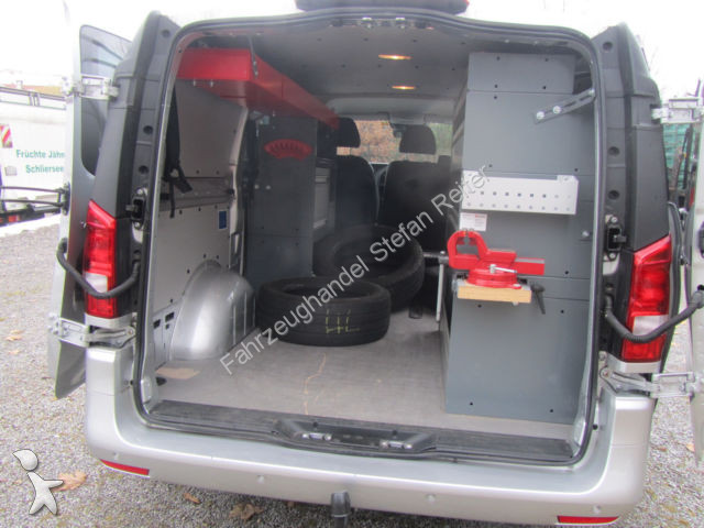 fourgon utilitaire mercedes vito 119 cdi bluetec tourer. Black Bedroom Furniture Sets. Home Design Ideas