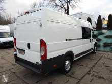 Zobaczyć zdjęcia Pojazd dostawczy Peugeot BOXERFURGON BRYGADOWY 7 MIEJSC KLIMATYZACJA LEDY AdBlue EURO6 [
