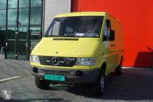 Voir les photos Véhicule utilitaire Mercedes 312 D 4x4 lang -1999 L2/H2