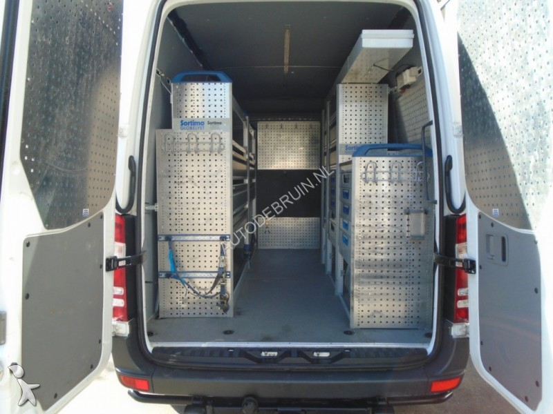fourgon utilitaire mercedes sprinter 516 cdi 4x4 l2 h2 4wd. Black Bedroom Furniture Sets. Home Design Ideas