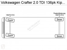 View images Volkswagen 2.0 TDI 136pk Kipper 3500kg Trekhaak Airco Cruise A/C Towbar Cruise control van